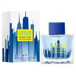 Antonio Banderas Urban Seduction Blue 100 ml