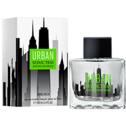 Antonio Banderas Urban Seduction in Black 100 ml