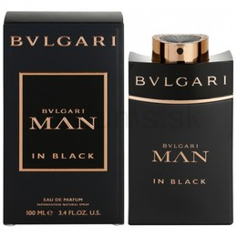 Bvlgari Bvlgari Man In Black 100 ml