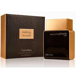 Calvin Klein Euphoria Liquid Gold Men 100 ml