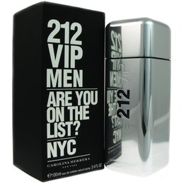 Carolina Herrera 212 VIP Men Black 100 ml