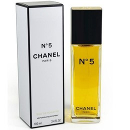 Chanel N5 Eau De Toilette 100 ml