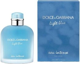 Dolce&Gabbana Light Blue Eau Intense Pour Homme 100 ml