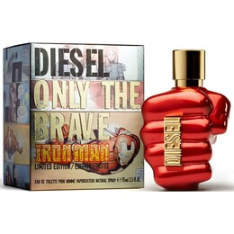 Diesel Only The Brave Iron Man 75 ml