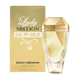 Lady Million Eau My Gold! 80ml