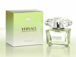 Versace Gold Crystal 90 ml